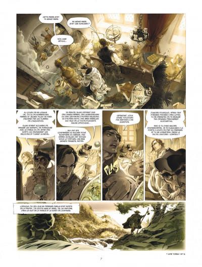 Page 7 Arthus Trivium tome 3