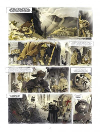 Page 8 Arthus Trivium tome 3