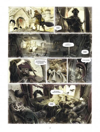 Page 9 Arthus Trivium tome 3