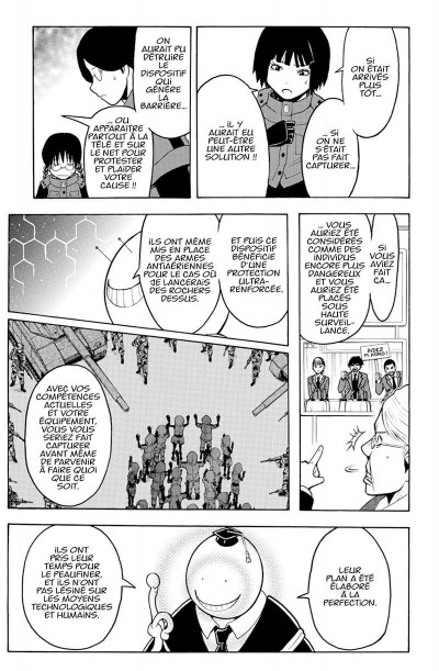 Page 8 Assassination classroom tome 20