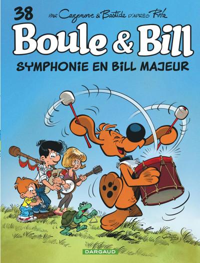 Couverture Boule & Bill tome 38