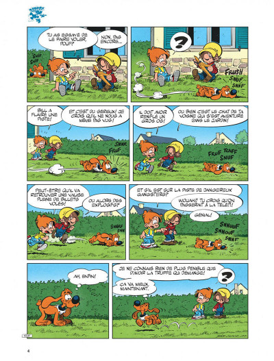 Page 4 Boule & Bill tome 38