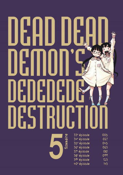 Page 4 Dead dead demon's dededededestruction tome 5