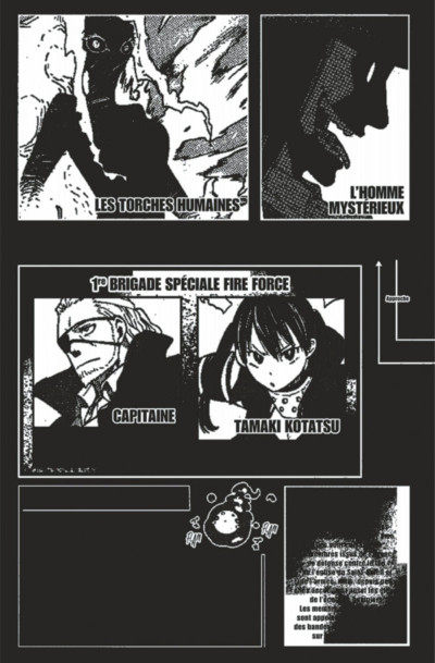 Page 3 Fire Force tome 2