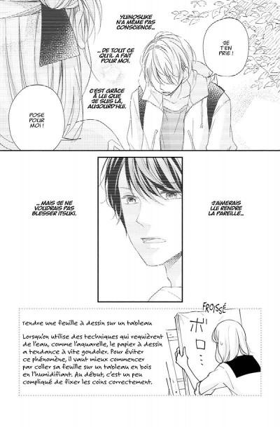 Page 8 Au delà de l'apparence tome 4