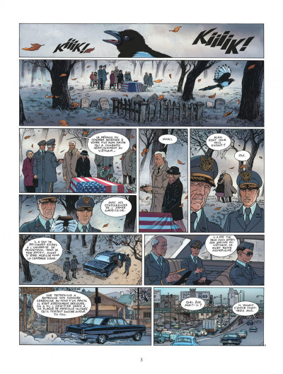 Page 3 XIII mystery tome 12 - Alan Smith