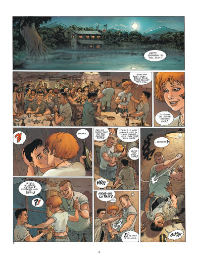 Page 4 XIII mystery tome 12 - Alan Smith