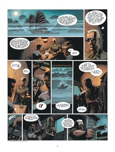 Page 6 XIII mystery tome 12 - Alan Smith
