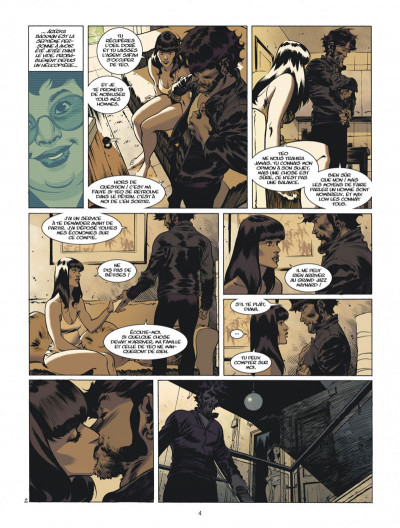 Page 3 Jazz Maynard tome 6