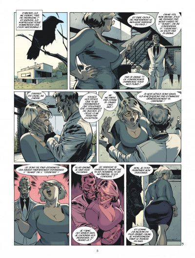 Page 4 Jazz Maynard tome 6