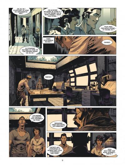 Page 9 Jazz Maynard tome 6