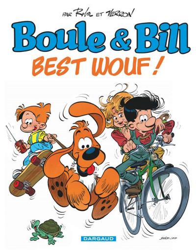 Couverture Boule & Bill - Best wouf