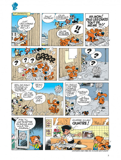 Page 4 Boule & Bill - Best wouf
