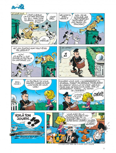 Page 7 Boule & Bill - Best wouf