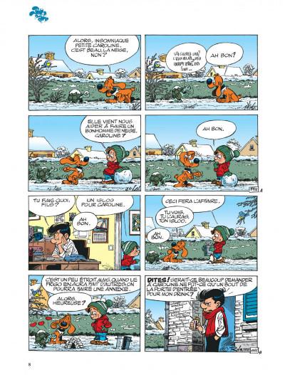 Page 8 Boule & Bill - Best wouf