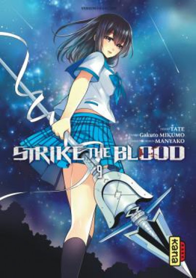 Couverture Strike the blood tome 9