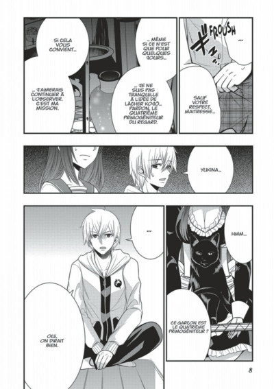 Page 8 Strike the blood tome 9