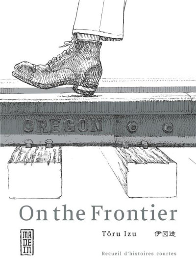 Couverture On the frontier