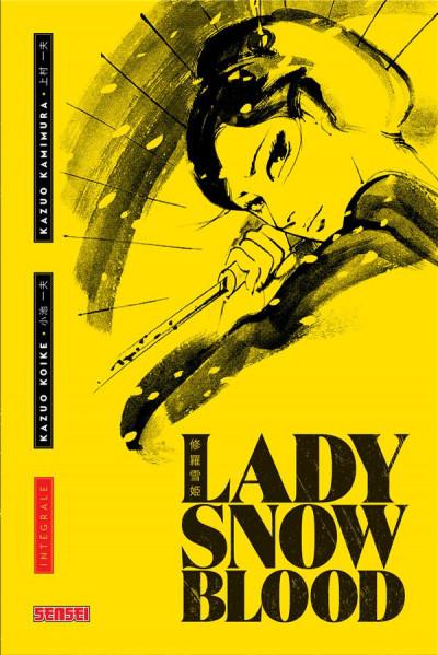 Couverture Lady Snowblood - intégrale