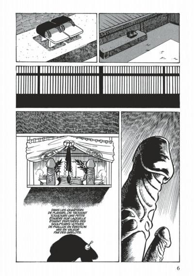 Page 6 Lady Snowblood - intégrale