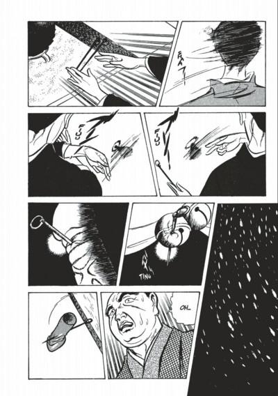Page 8 Lady Snowblood - intégrale