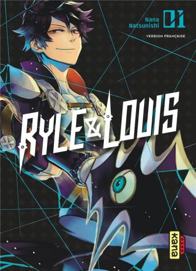 Couverture Ryle & Louis tome 1