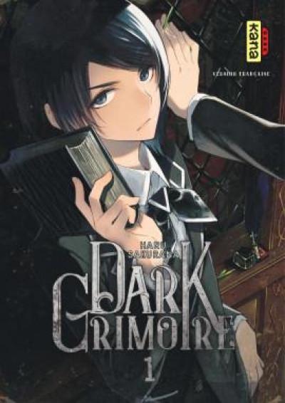 Couverture Dark grimoire tome 1