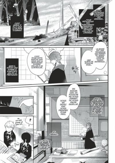 Page 7 Dark grimoire tome 1