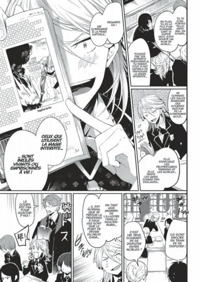 Page 9 Dark grimoire tome 1