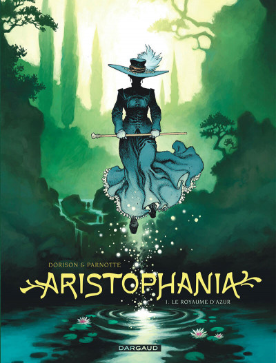 Couverture Aristophania tome 1