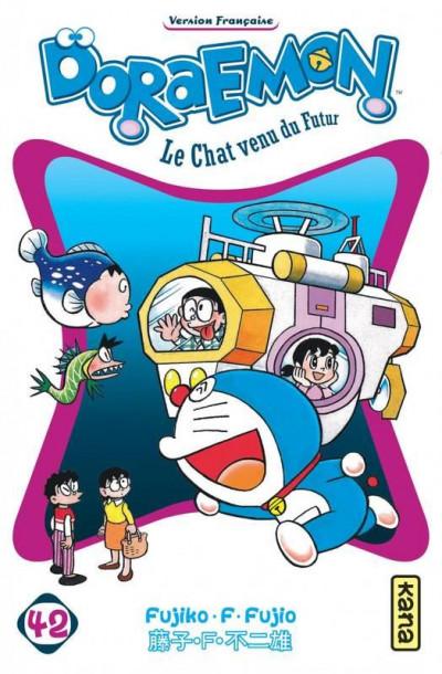 Couverture Doraemon tome 42