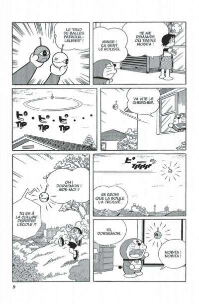Page 9 Doraemon tome 42