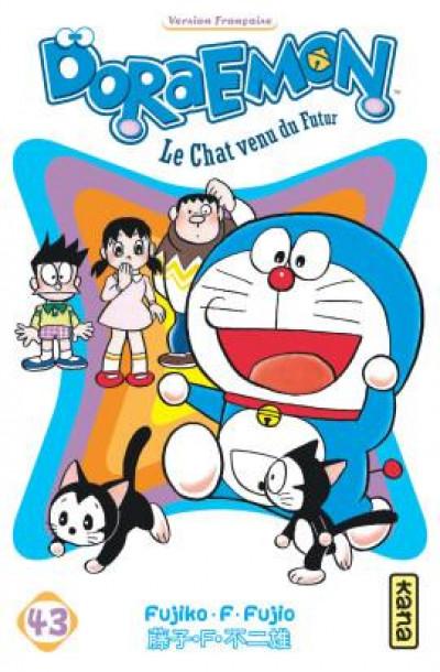 Couverture Doraemon tome 43