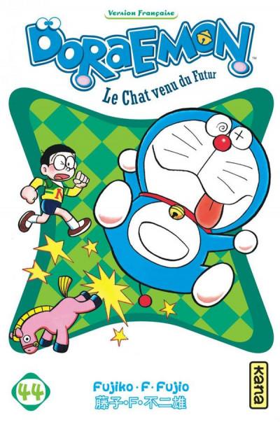 Couverture Doraemon tome 44