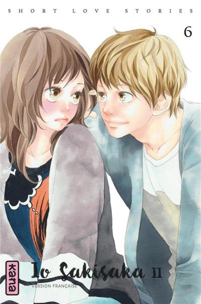Couverture Short love stories tome 6