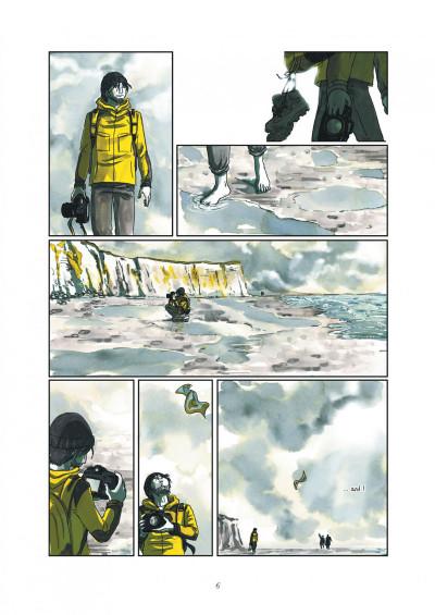 Page 5 Un petit goût de noisette tome 2