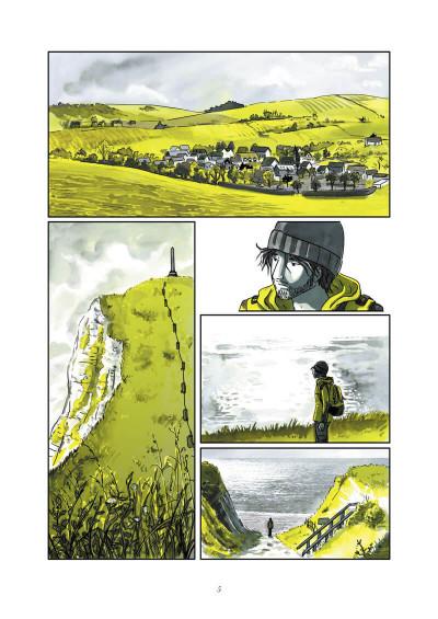 Page 6 Un petit goût de noisette tome 2