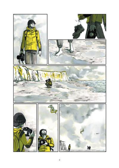 Page 7 Un petit goût de noisette tome 2