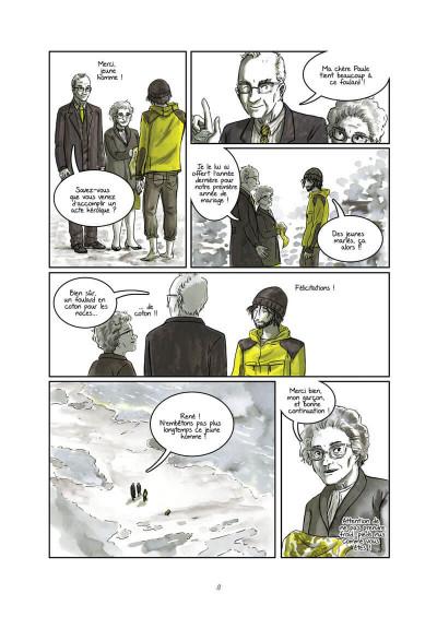 Page 9 Un petit goût de noisette tome 2