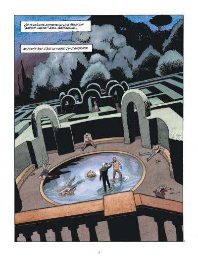 Page 3 L'art de mourir + ex-libris offert