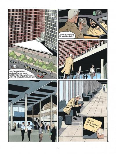 Page 5 L'art de mourir + ex-libris offert