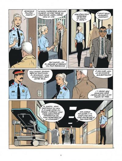 Page 6 L'art de mourir + ex-libris offert