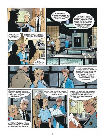 Page 7 L'art de mourir + ex-libris offert