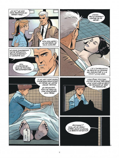 Page 9 L'art de mourir + ex-libris offert