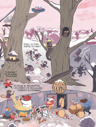 Page 7 Le loup en slip tome 2