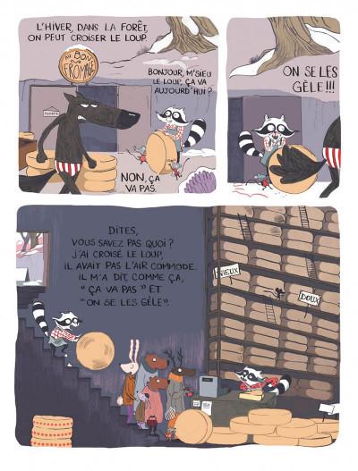 Page 8 Le loup en slip tome 2