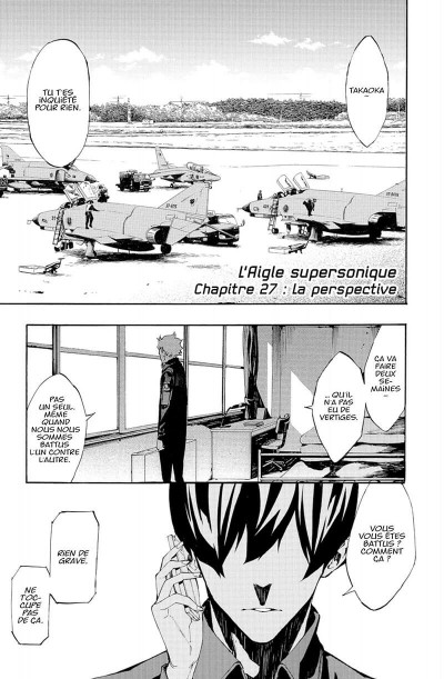 Page 6 Tenjin tome 6