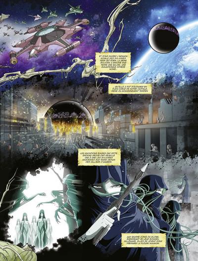 Page 6 Capitaine Albator - mémoires de l'Arcadia tome 1