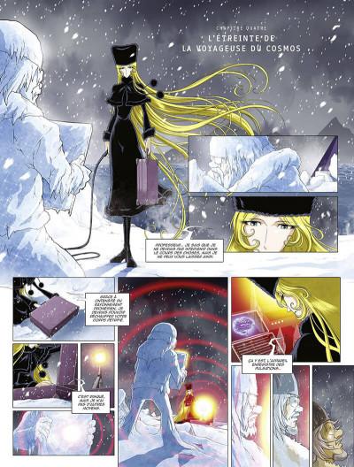 Page 5 Capitaine Albator - mémoires de l'Arcadia tome 2