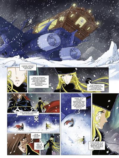Page 8 Capitaine Albator - mémoires de l'Arcadia tome 2